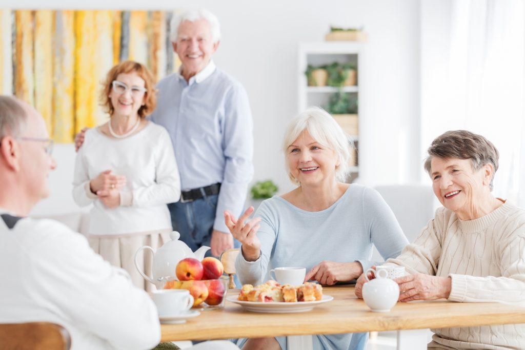 Seniors en residence services